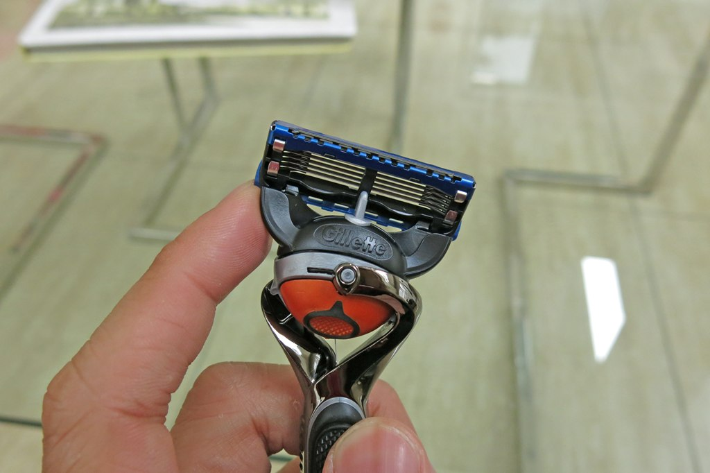 Gillette Fusion ProGlide Shaver with Flexball Technology (13)
