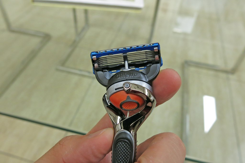 Gillette Fusion ProGlide Shaver with Flexball Technology (14)