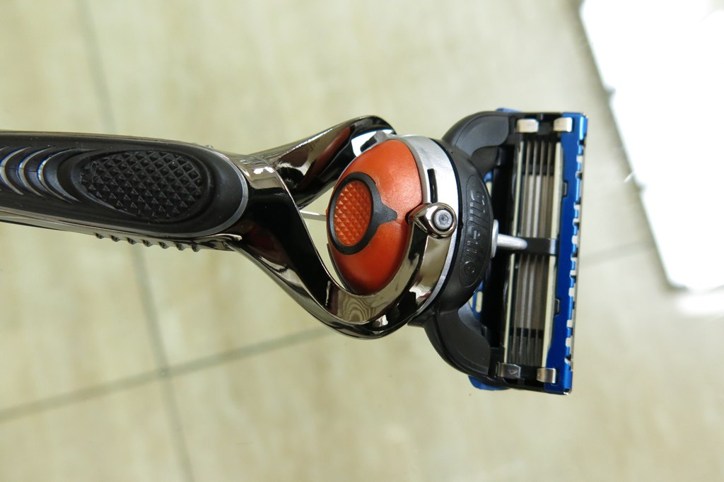 Gillette Fusion ProGlide Shaver with Flexball Technology (19)