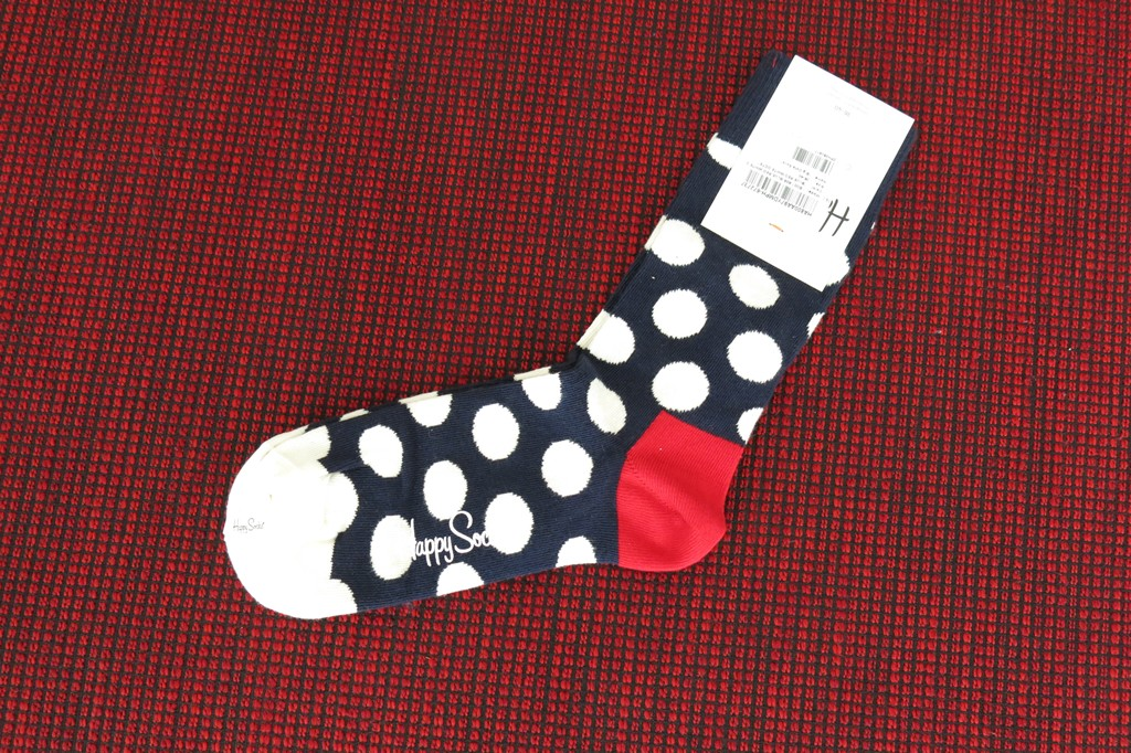 Happy Socks Colorful Socks for Men (1)
