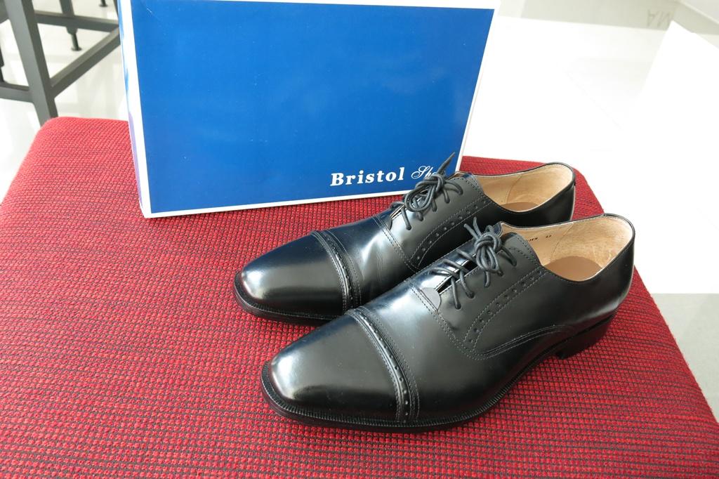 Bristol Xavier Men's Leather Shoes (12)