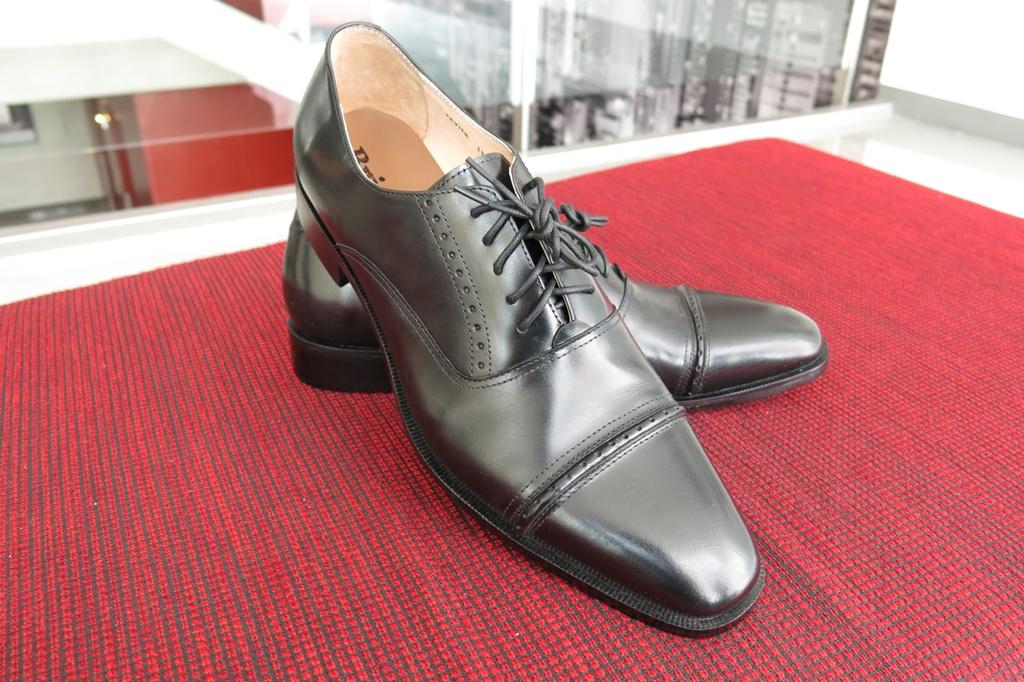Bristol Xavier Men's Leather Shoes (25)