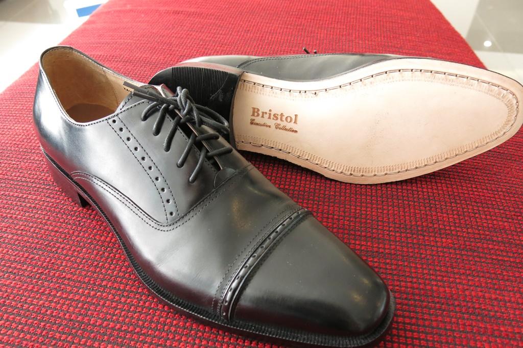 Bristol Xavier Men's Leather Shoes (9)