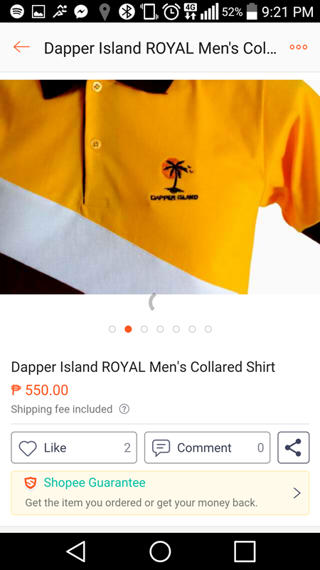 Shopee Snap and Sell