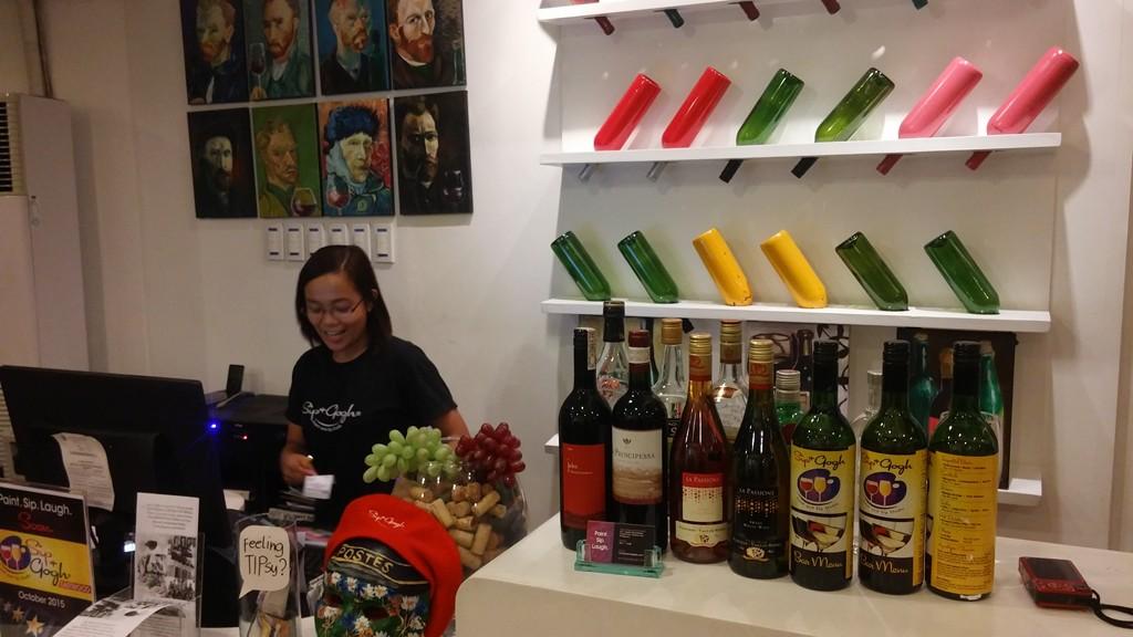 Sip & Gogh Wines
