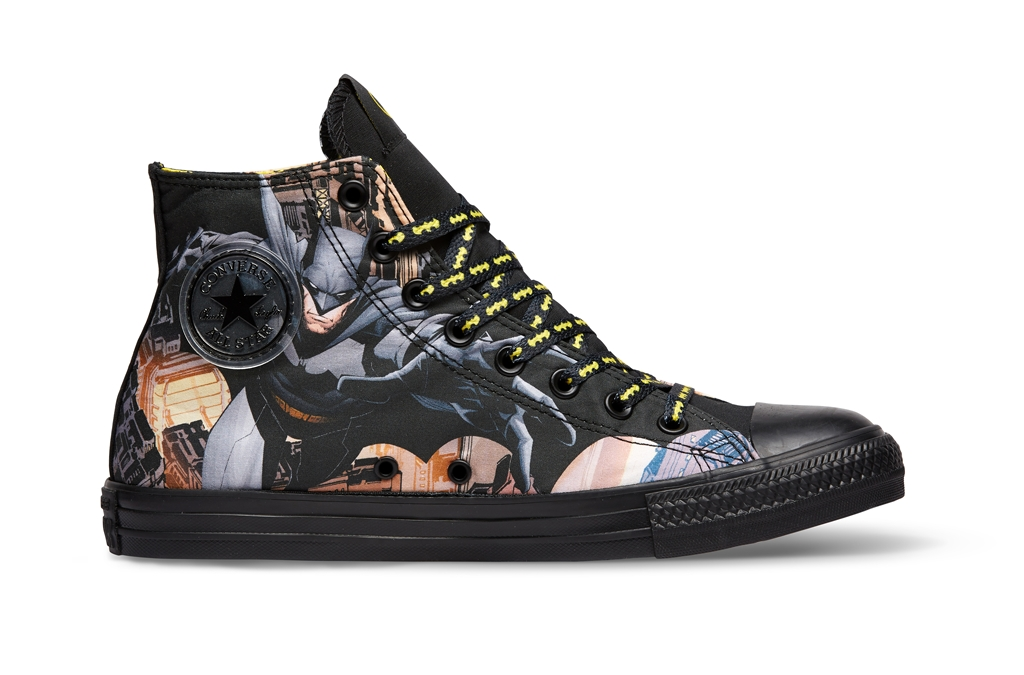 Converse Batman Shoes