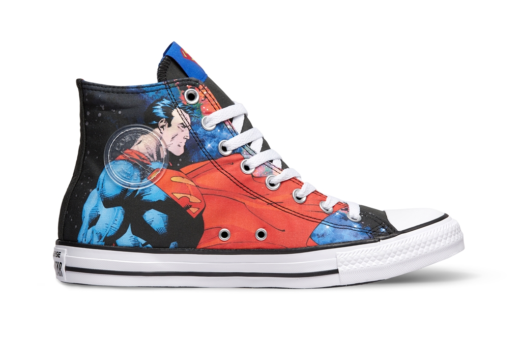 Converse Chuck Taylor All Star DC Comics Now In Stores ...