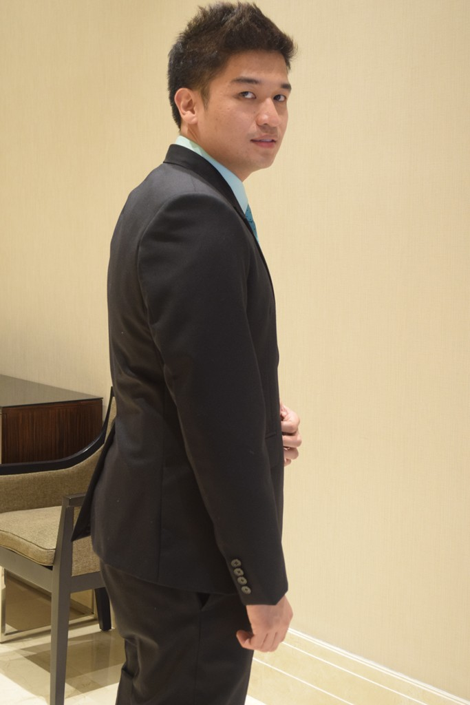 Exclusively His Men's Suit for Wedding (2)