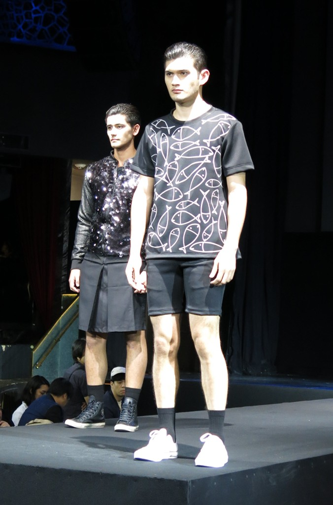Latest Men Fashion 2013 Philippines Philippine Fashion Week Streetwear And Rebel Styles For