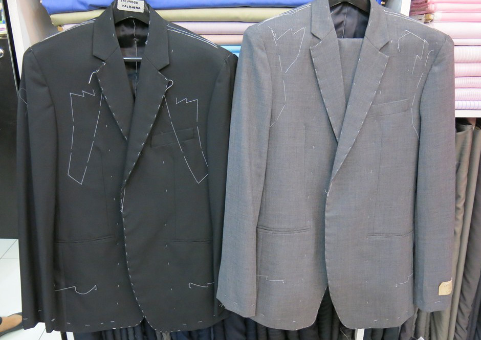 Suit Basting