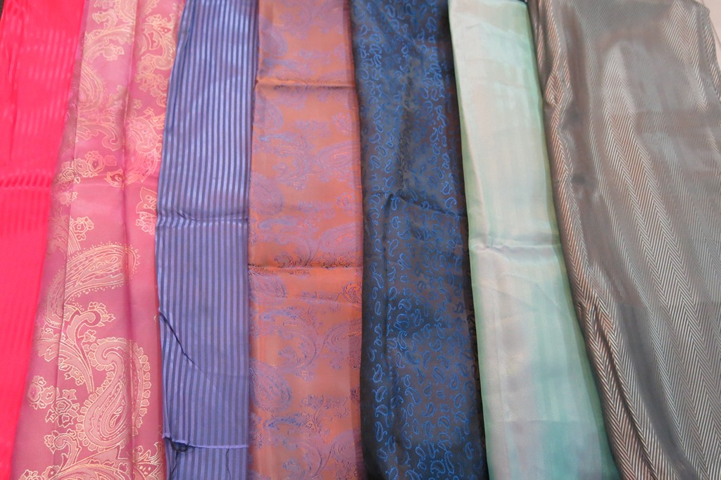 Suit Jacket Inner Lining