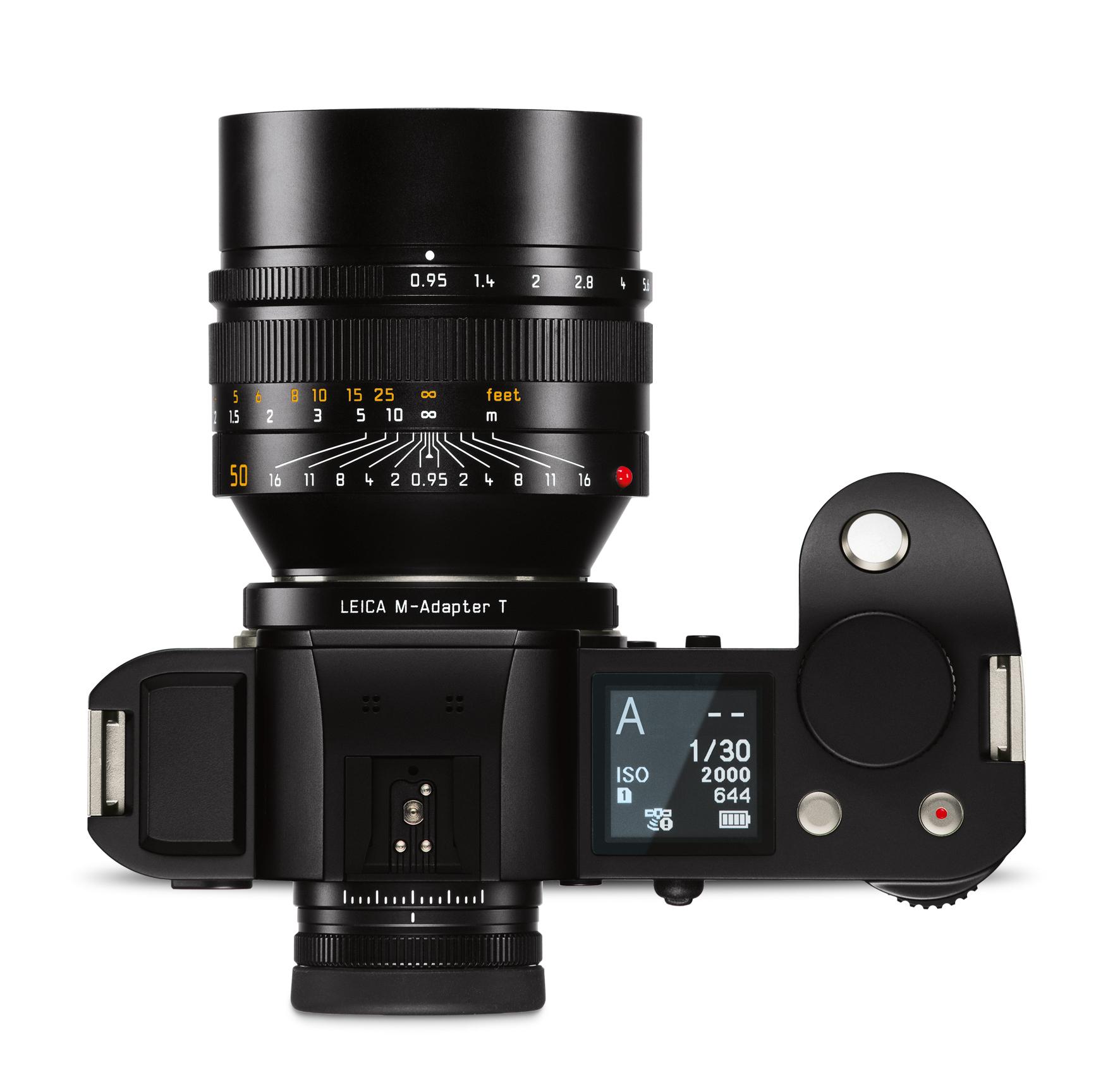 Leica SL Camera Philippines - Leica Noctilux-M_top