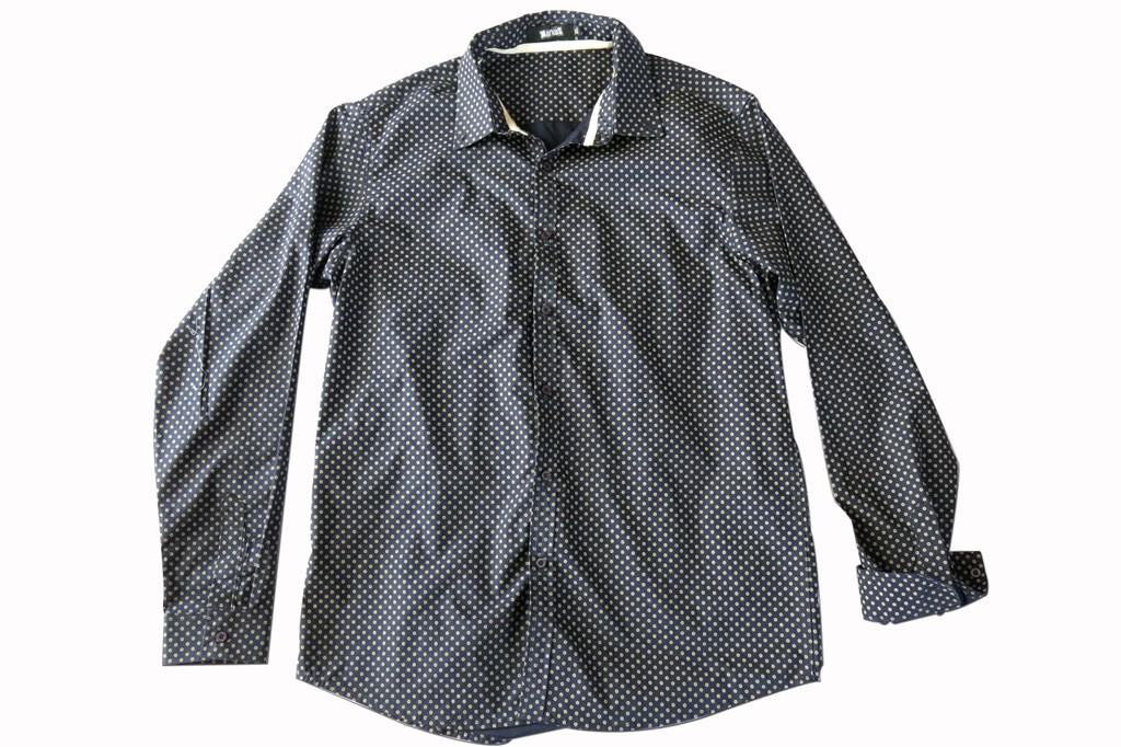 Markus Long-Sleeved Smart Casual Shirt for Men (1)