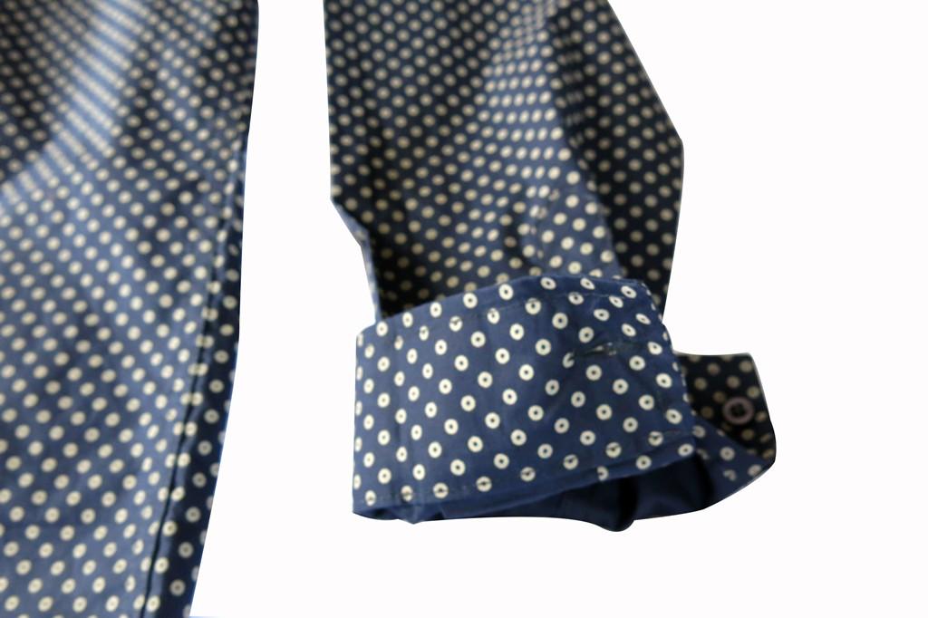 Markus Long-Sleeved Smart Casual Shirt for Men (4)