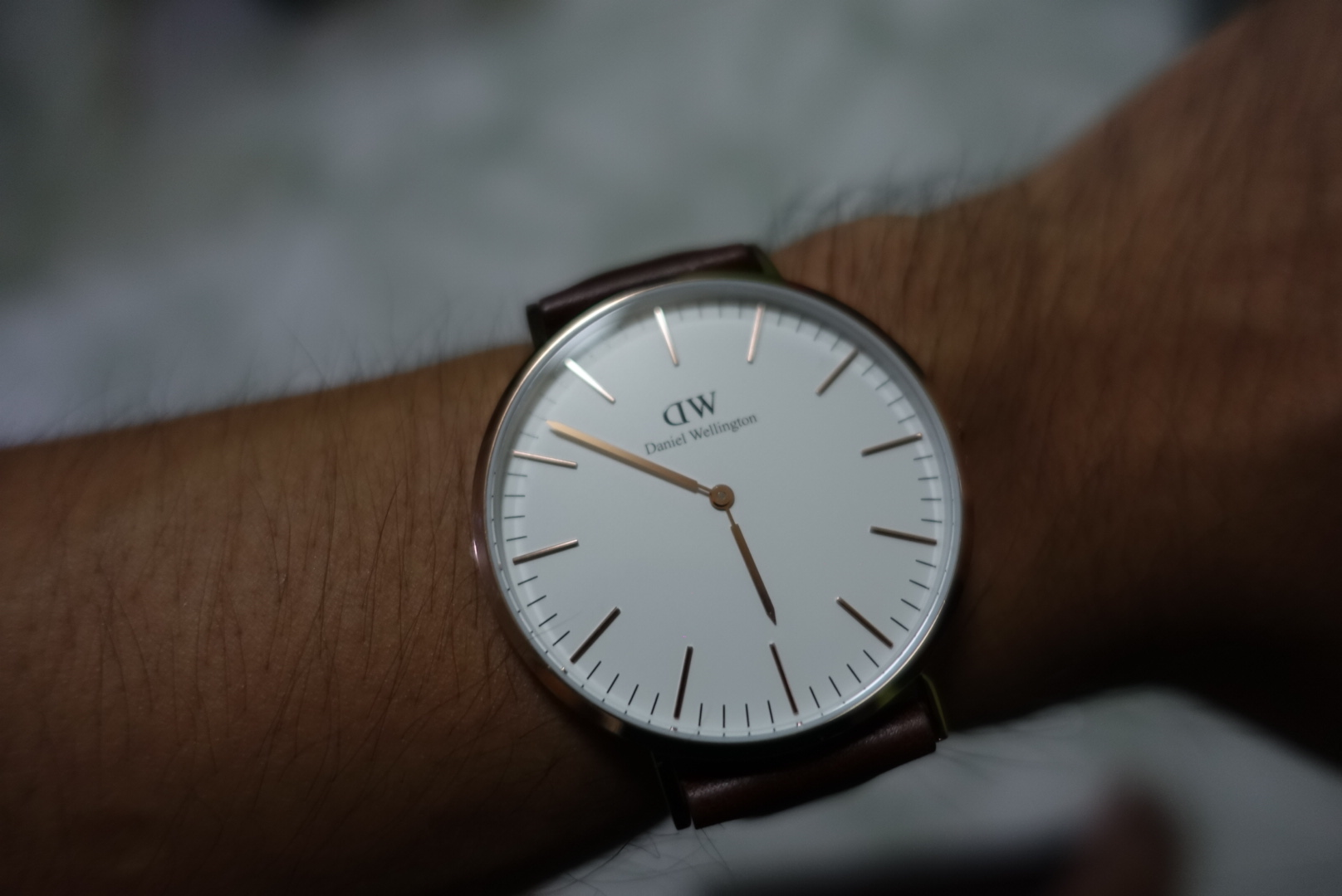 Daniel Wellington Clean Dials