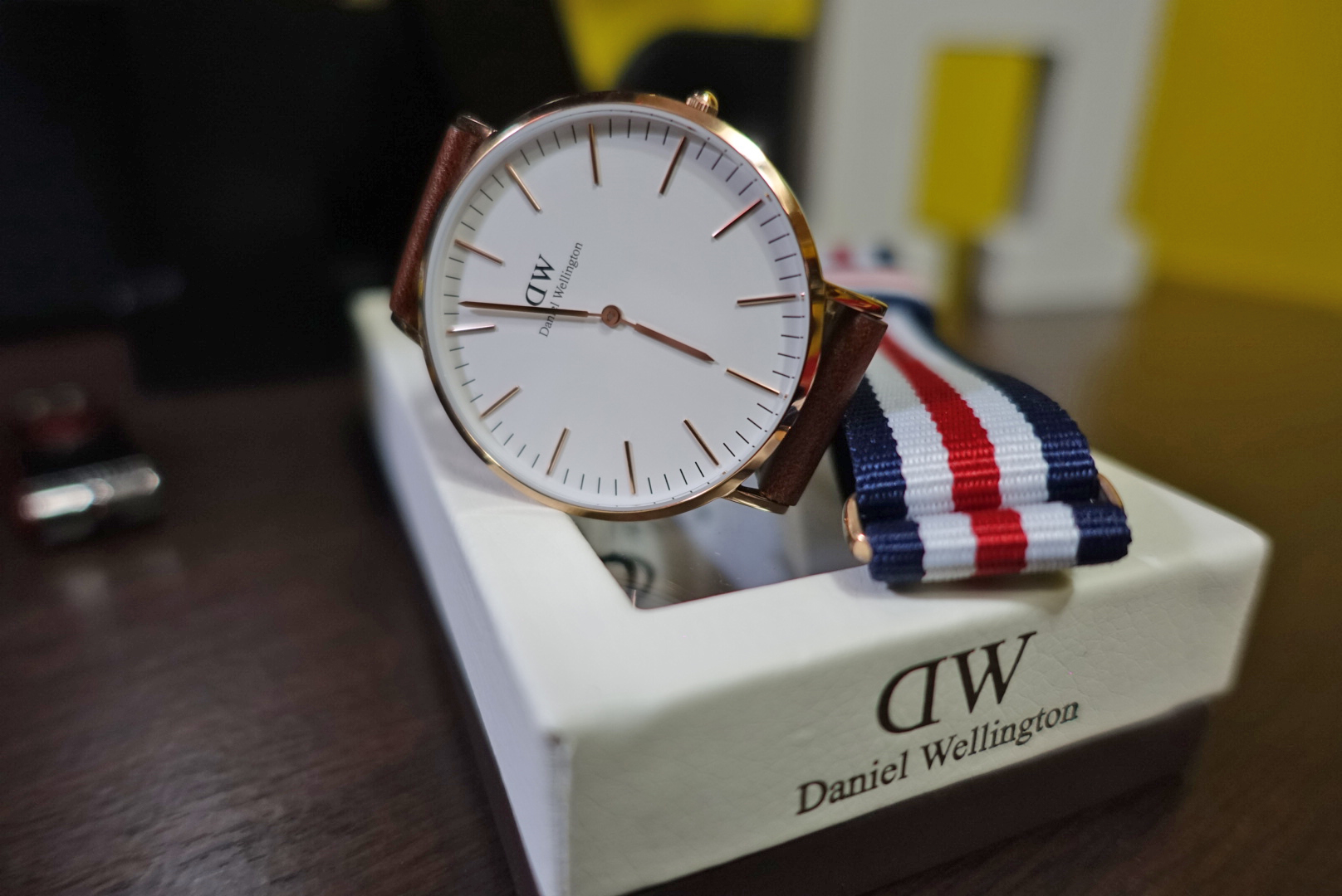 Daniel Wellington Men's Watch Philippines