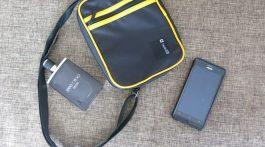 Penshoppe Mini Shoulder Bag for Men thumbnail