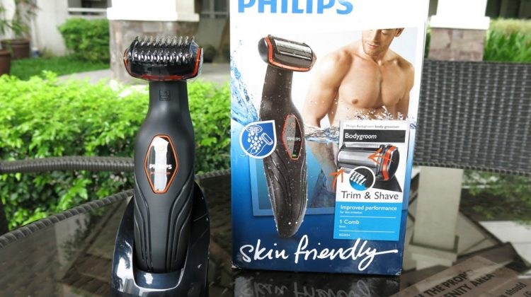 Philips Men's Bodygroom Kit (5)