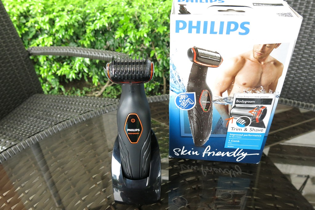 Philips Men's Bodygroom Kit (6)