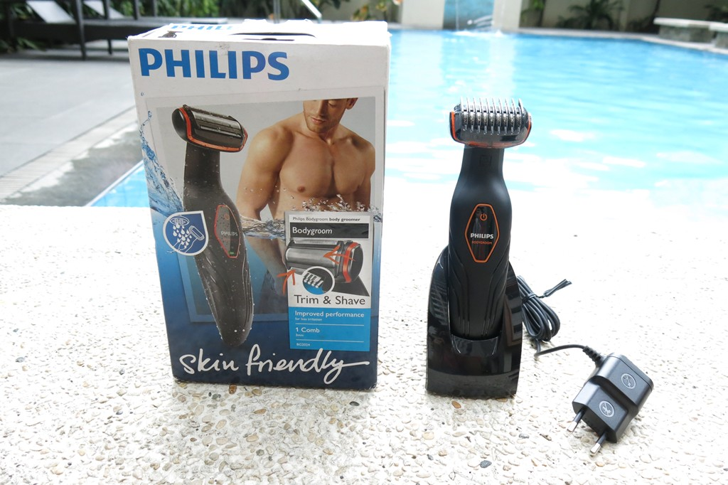 Philips Men's Bodygroom Kit