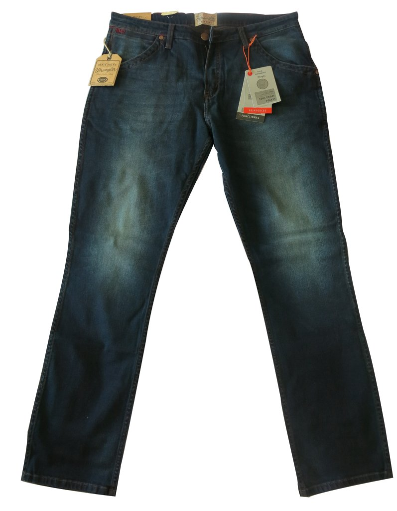 Wrangler Spencer Slim Fit Men's Jeans (1)