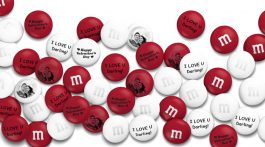 Customized M&Ms for Valentine's Day (7)