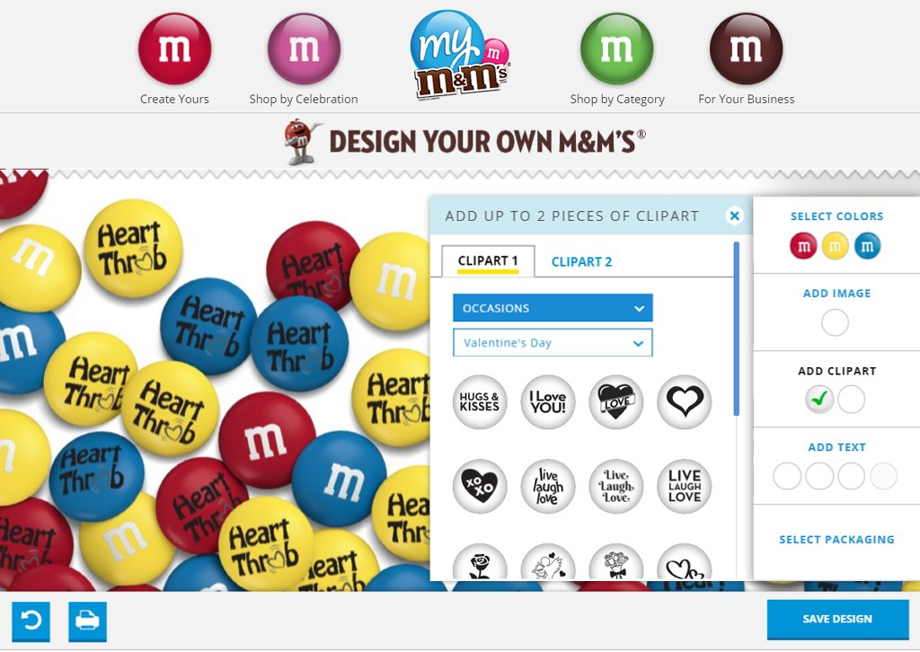Customized M&M\'s will make your girlfriend smile | Pinoy Guy Guide