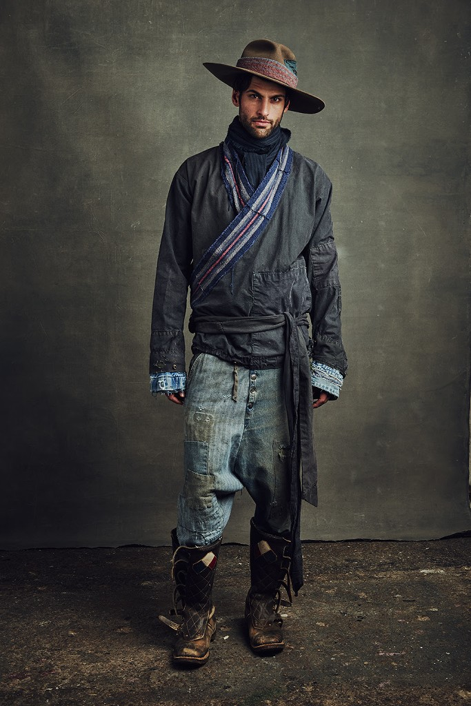 Greg Lauren Fall Winter 2016 at New York Fashion Week - Men (3)