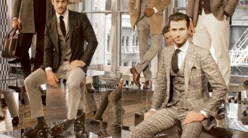 Suitsupply Fall Winter 2016 Presentation Thumbnail