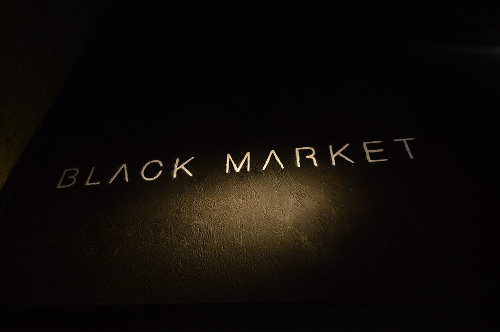 Black Market Bar Makati
