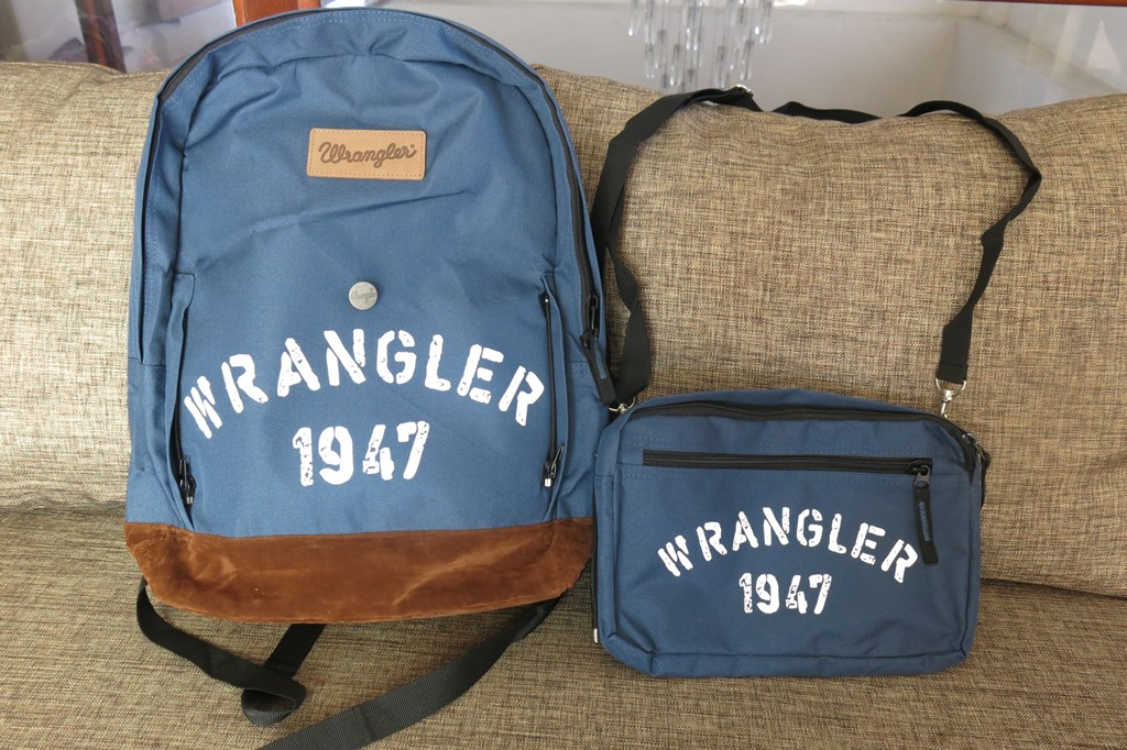 Wrangler Men's Backpack (21)