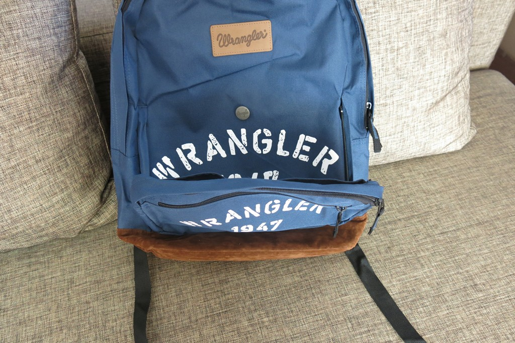 Wrangler Men's Backpack (24)