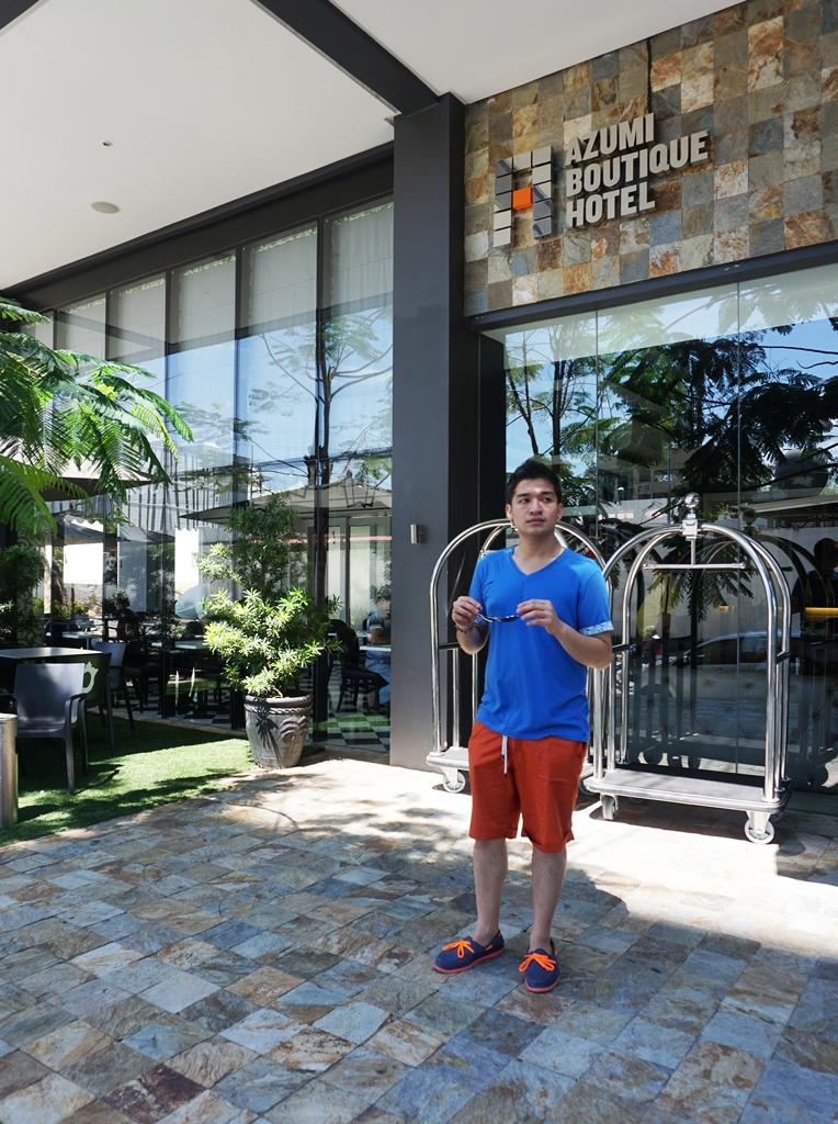 Azumi Boutique Hotel - Front 2
