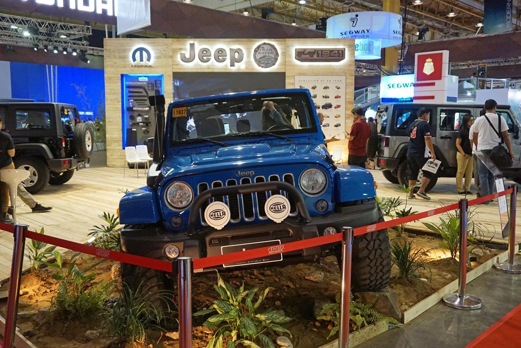 Jeep Sahara Wrangler Unlimited (1)