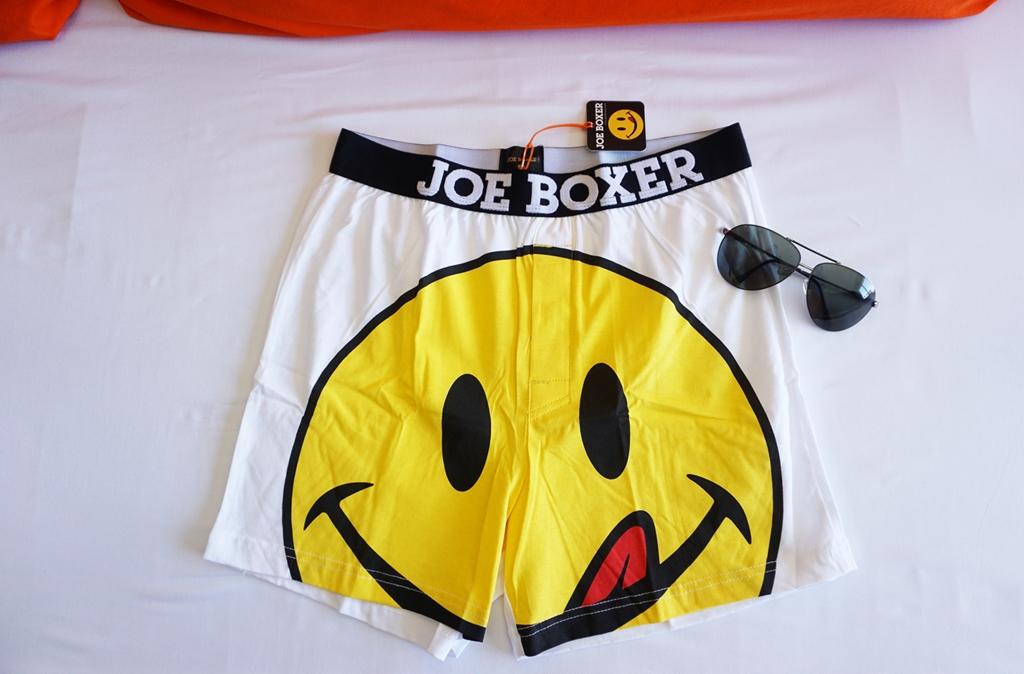 Joe Boxer Men's Emoji Boxers (5)