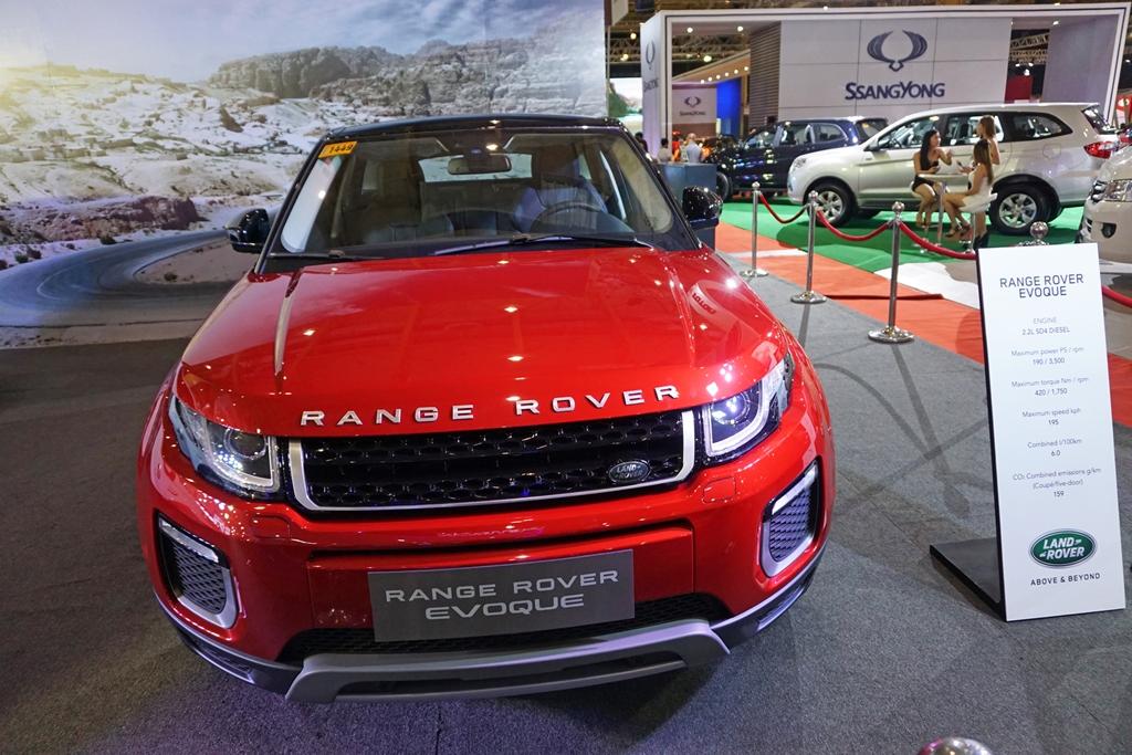 Land Rover - Range Rover Evoque (1)