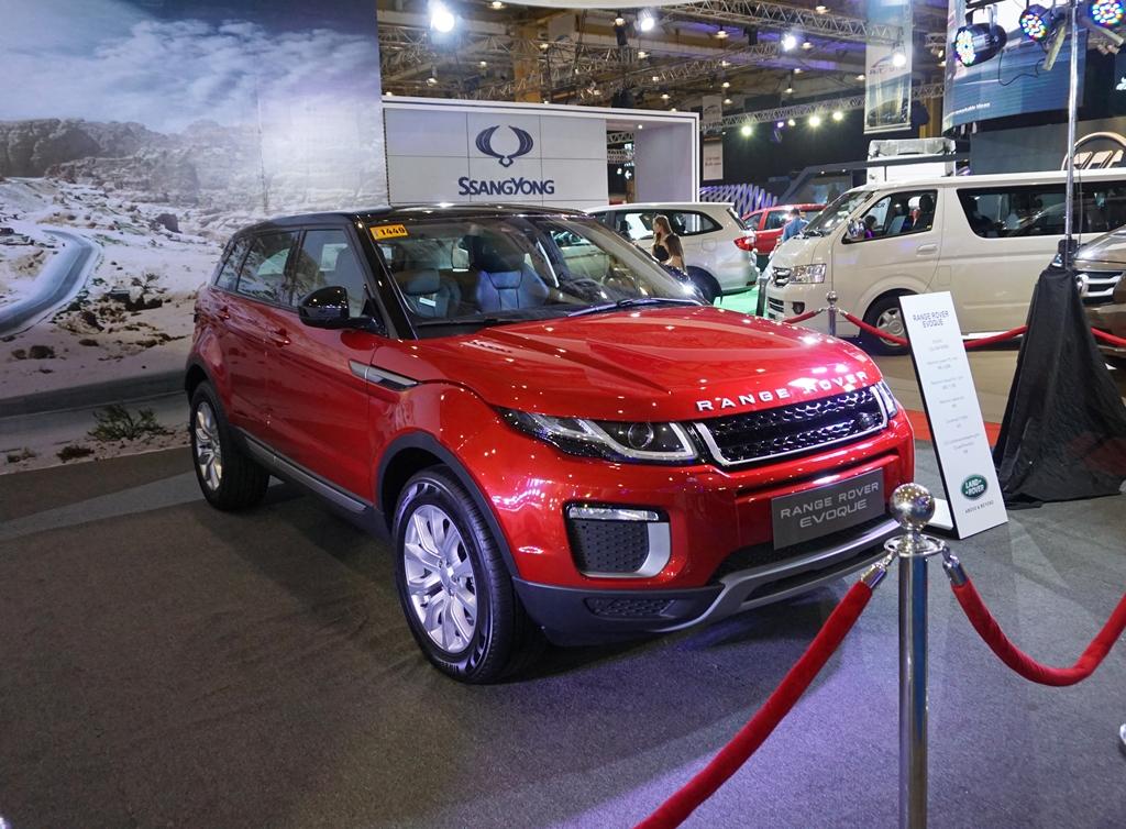 Land Rover - Range Rover Evoque (2)