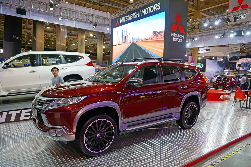 Mitsubishi Montero Sport 2016 (3)