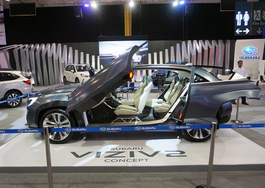 Subaru Viziv 2 Concept (1)