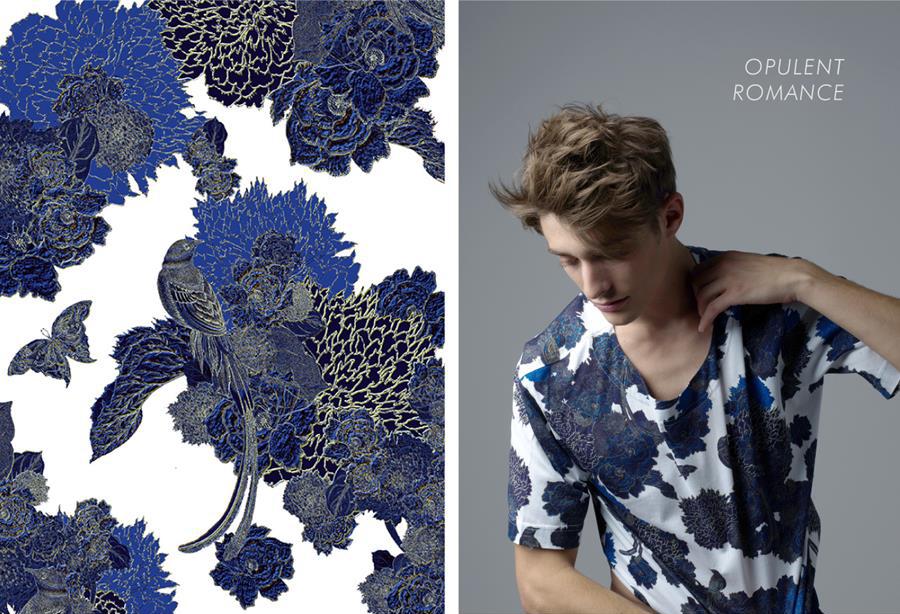 Meng London - Opulent Romance SS17 Menswear (1)