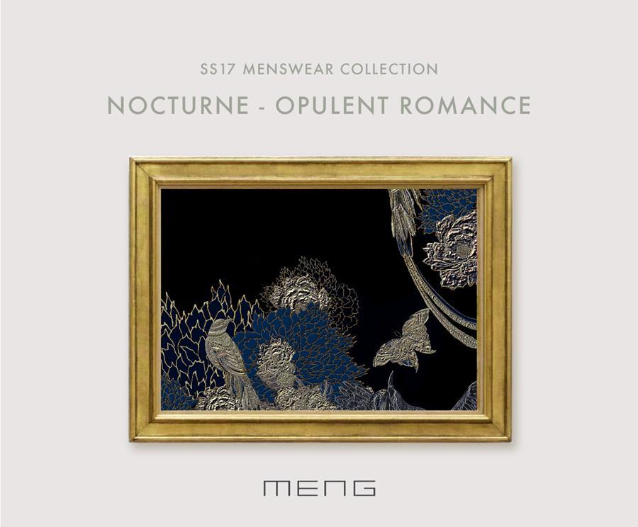 Meng London - Opulent Romance SS17 Menswear (3)