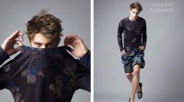 Meng London - Opulent Romance SS17 Menswear (7)