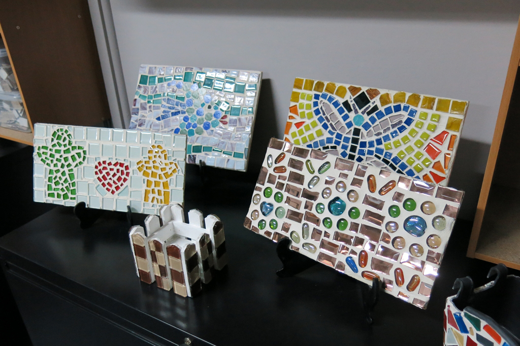 Mosaic artwork Philippines