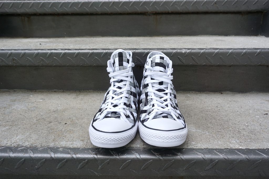Converse Chuck Taylor All Star Woven Sneakers for Men (1)