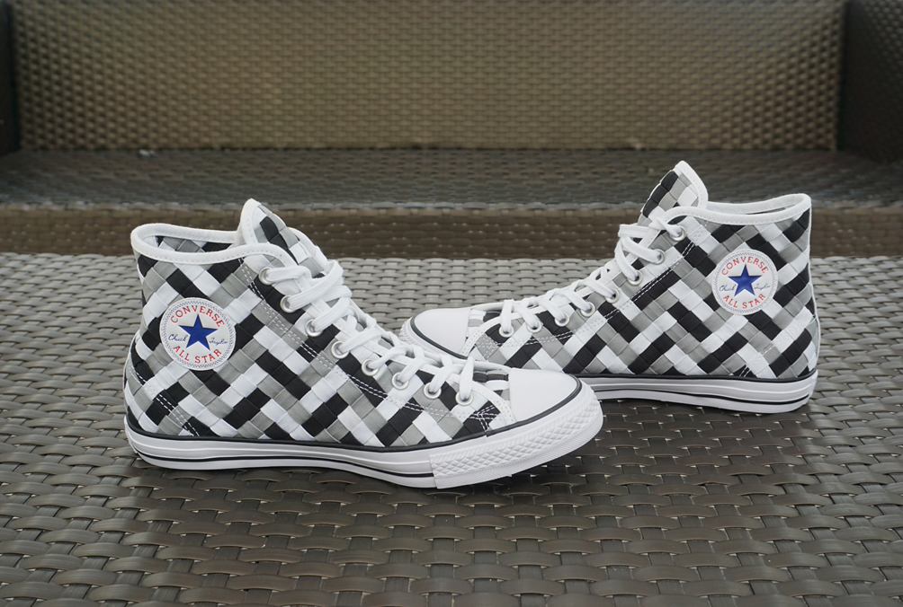 Converse Chuck Taylor All Star Woven Sneakers for Men (11)