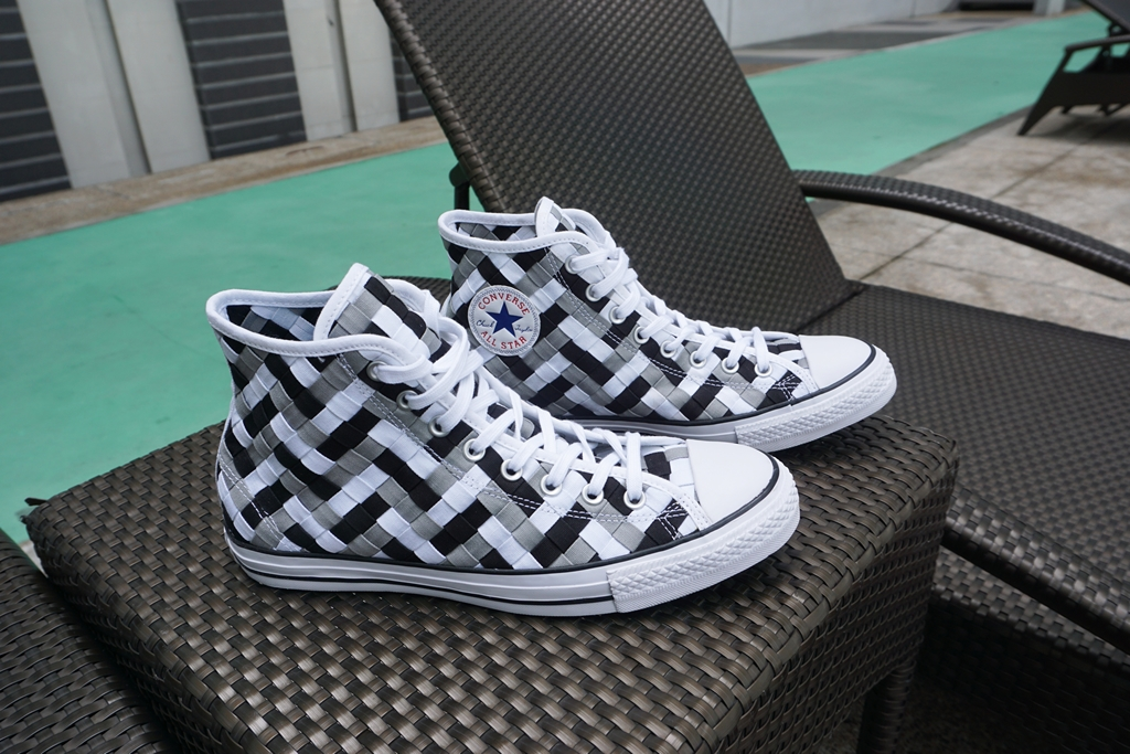 Converse Chuck Taylor All Star Woven Sneakers for Men (5)