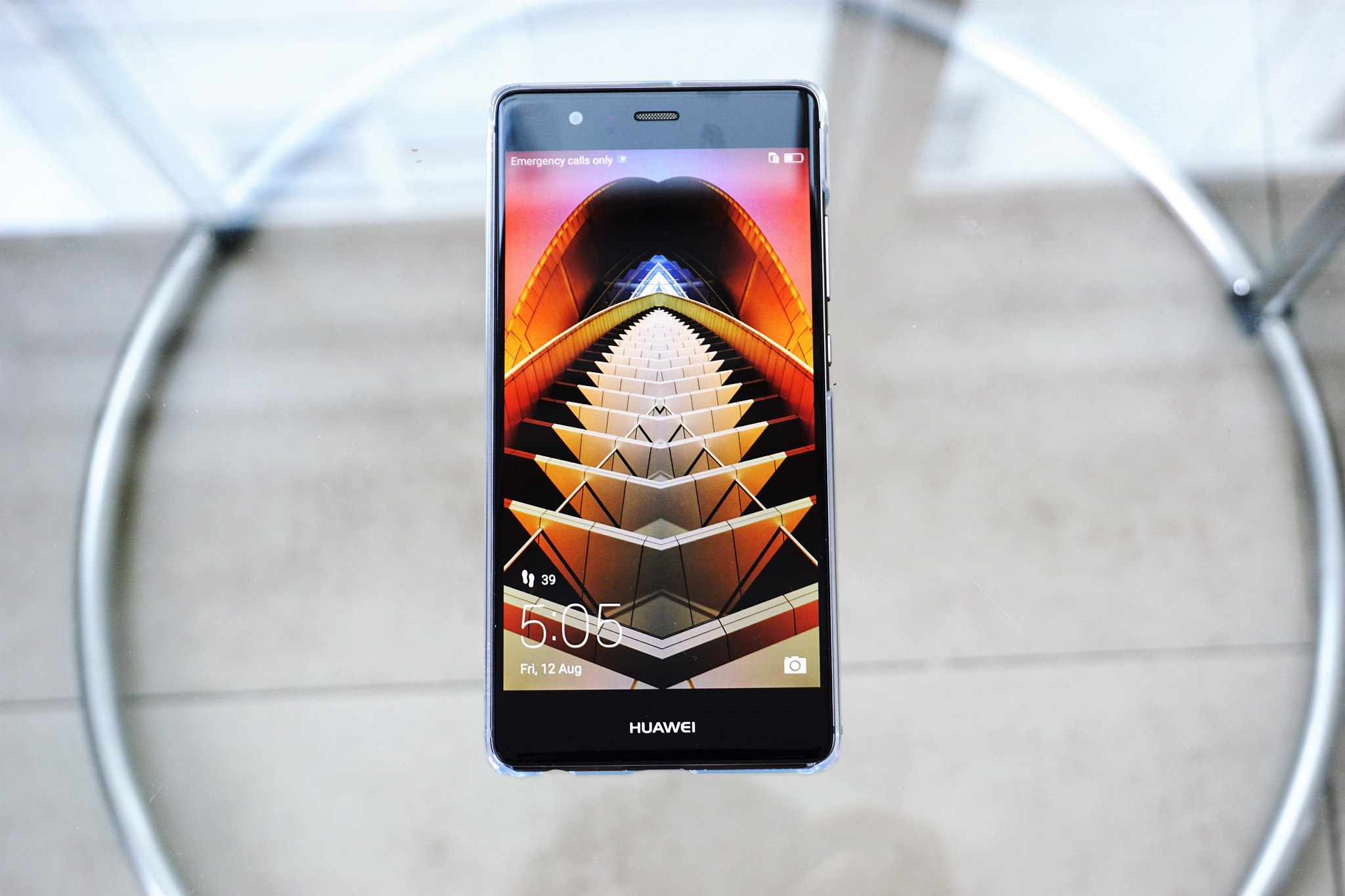 Huawei P9 Vibrant Display