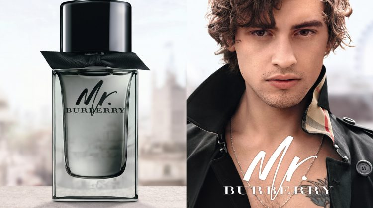Mr Burberry Campaign - Josh Whitehouse Model TVC