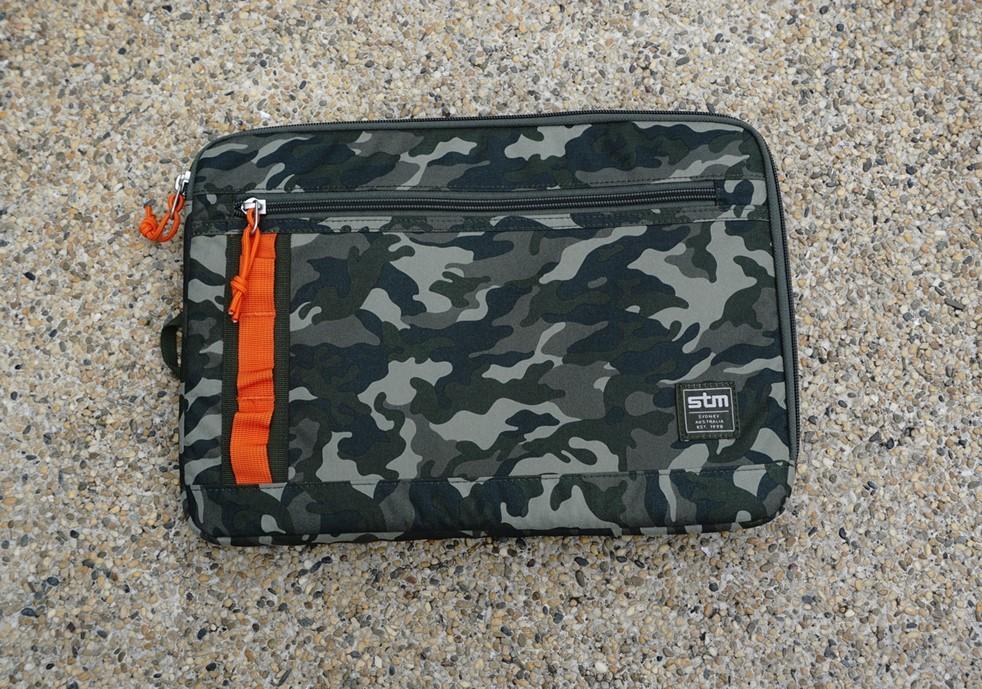 STM Arc 13-inch Laptop Sleeve Camouflage