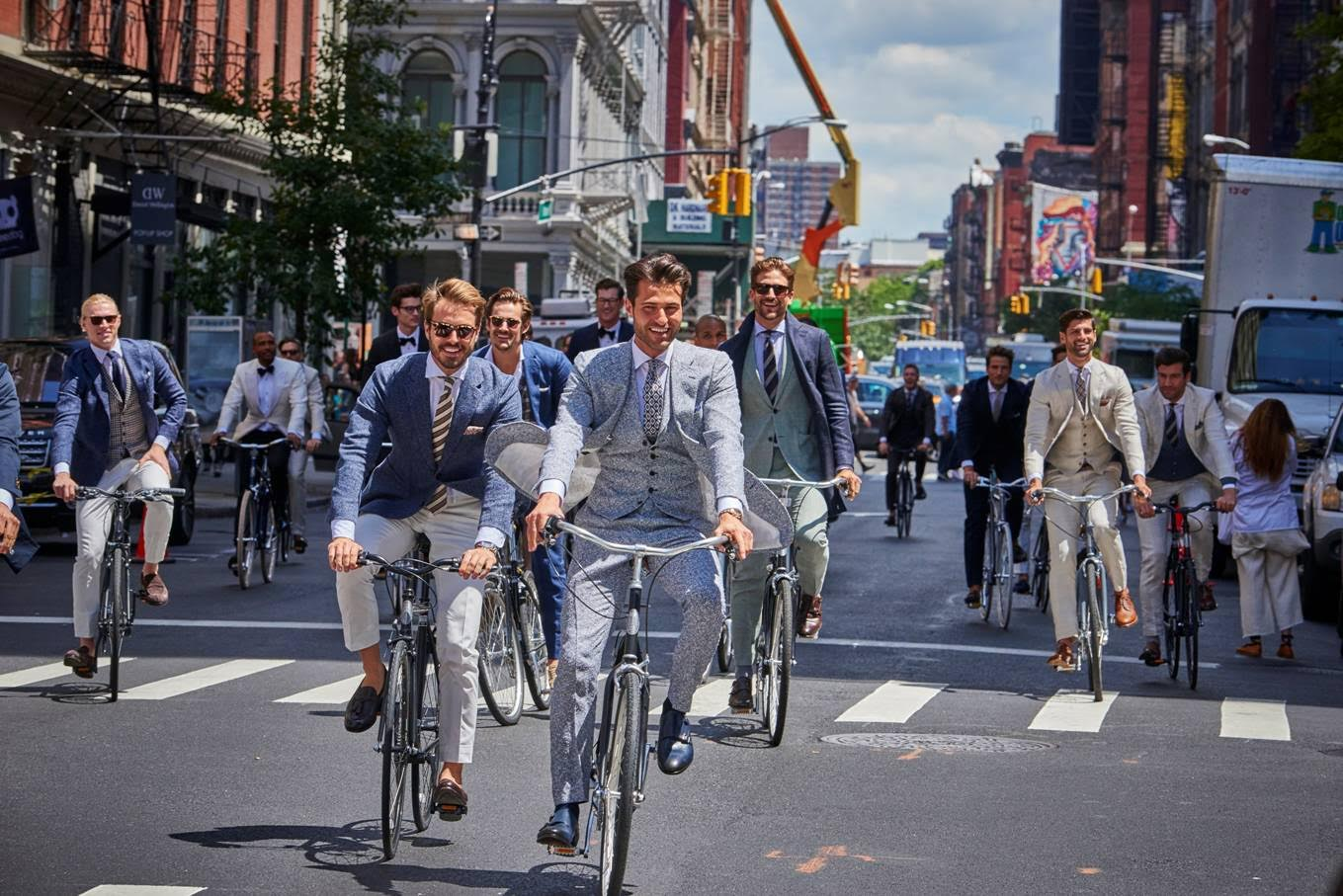Suitsupply Menswear Spring Summer 2017